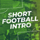 Short Football (Soccer) Intro - VideoHive Item for Sale