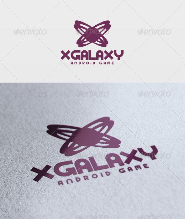 X Galaxy Logo