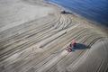 Versilia works to restore the beach - PhotoDune Item for Sale