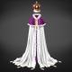 Medieval Monarch Ceremonial Cloth Realistic Vector - GraphicRiver Item for Sale