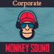 Upbeat Corporate Technology Background