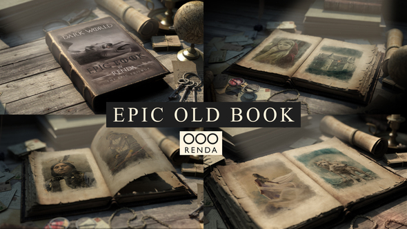 Epic Old Book