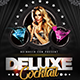 Deluxe Cocktail Flyer - GraphicRiver Item for Sale