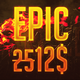 The Epic - AudioJungle Item for Sale