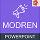 Modern Powerpoint Presentation Template - GraphicRiver Item for Sale