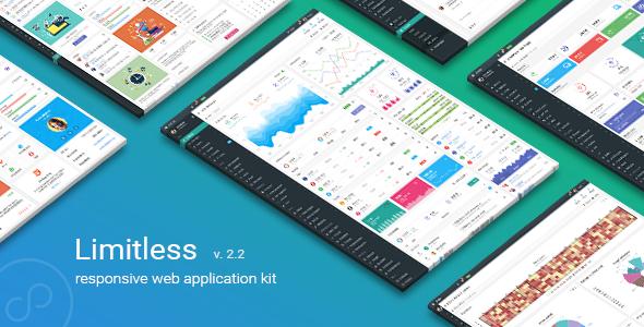 Bez ograniczeń - responsywny zestaw aplikacji internetowych