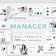 Manager Toolkit 3 in 1 Pitch Deck Bundle Powerpoint Template - GraphicRiver Item for Sale