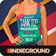 Women Tank Top Mockups - GraphicRiver Item for Sale