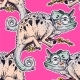 Chameleon Lizard Seamless Pattern. - GraphicRiver Item for Sale