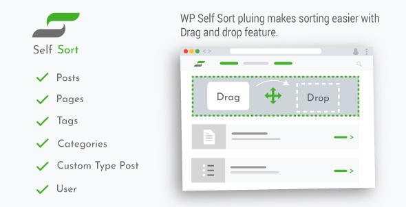 WordPress Post Reorder
