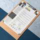 Resume CV Template - GraphicRiver Item for Sale
