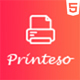 Printeso - Printing Agency Business HTML Template - ThemeForest Item for Sale