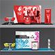 Trade-Show-Booth-Mock-up Bundle - GraphicRiver Item for Sale