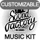 Background Upbeat Corporate Kit