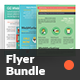 Creative Flyer Bundle 3 in 1 - GraphicRiver Item for Sale