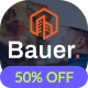 Bauer - Construction PSD Template - ThemeForest Item for Sale