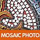 Mosaic Photoshop Action - GraphicRiver Item for Sale
