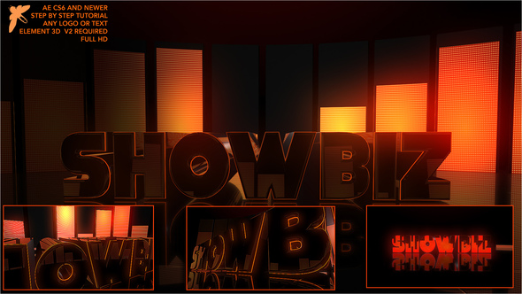Showbiz Element Logo