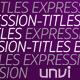 Expression Titles - VideoHive Item for Sale