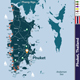 Map of Phuket Province, Thailand - GraphicRiver Item for Sale