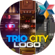 Trio City Logo Opener - VideoHive Item for Sale