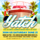 Yacht Party Flyer - GraphicRiver Item for Sale