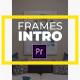 Frames Intro - VideoHive Item for Sale