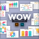 Wow-3 Infographic Collection - GraphicRiver Item for Sale