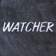Watcher - GraphicRiver Item for Sale