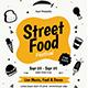 Street Food Event Flyer - GraphicRiver Item for Sale