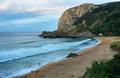 sunset in Laga beach - PhotoDune Item for Sale
