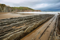 Flysch Coast in Zumaia, Basque country, Spain - PhotoDune Item for Sale