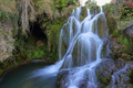 Silky waterfall in Tobera village, Burgos, Spain. - PhotoDune Item for Sale