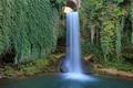 Fairy Tale waterfall in Tobera, Spain. - PhotoDune Item for Sale