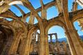 Ruins of an ancient abandoned monastery in Santa Maria de rioseco, Spain - PhotoDune Item for Sale