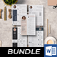 The Bundle Resume - GraphicRiver Item for Sale