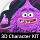 Victor - Character Animation DIY Kit - VideoHive Item for Sale