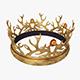 Tommen Baratheon Crown - 3DOcean Item for Sale