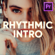 Rhythmic Upbeat Intro Premiere Pro - VideoHive Item for Sale