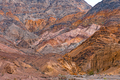 Colorful Rock Patterns in Death Valley - PhotoDune Item for Sale