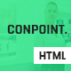 Conpoint - Business And Corporate HTML Template - ThemeForest Item for Sale