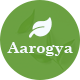 Aarogya | Shopify Healthcare, Medical and Wellness Store - ThemeForest Item for Sale