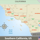 Southern California, United States - GraphicRiver Item for Sale