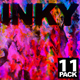 Inky Grunge Opener (11 Pack) - VideoHive Item for Sale