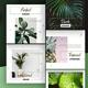Natural Social Media Pack - GraphicRiver Item for Sale
