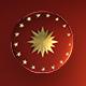 3D President of Turkey Emblem - 3DOcean Item for Sale
