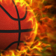 Fiery Sports Balls Package - VideoHive Item for Sale