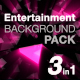 Entertainment Background Pack - VideoHive Item for Sale