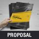 Project Proposal Design v3 - GraphicRiver Item for Sale