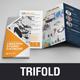 Portfolio Trifold Brochure Design v2 - GraphicRiver Item for Sale